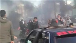 Protesters block Tripoli, Minnieh, Akkar highway in both directions