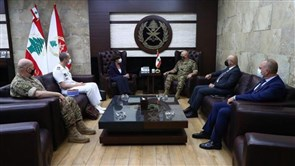 Army Chief receives French ambassador, Turkish military attaché
