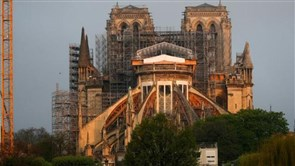 Notre-Dame Cathedral to hold small Good Friday mass amid France's coronavirus lockdown