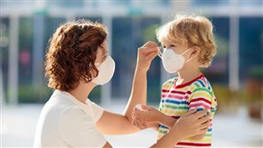 Masks Too Dangerous for Children under Two, Japan Medical Group Says