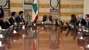 Cabinet convenes at Baabda Palace, 11 items on agenda