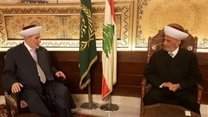 Shaar after visiting Derian: I urged him to accept my apology for no longer pursuing the Ifta duties in Tripoli