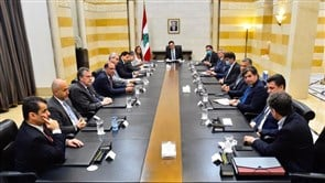 Diab chairs financial meeting