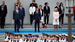 France scales down Bastille Day parade in concession to virus