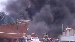 Seven ships catch fire at Iran's Bushehr port, agency says