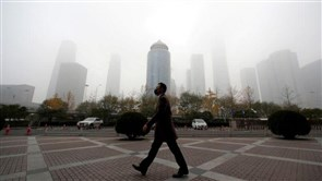 China air pollution falls 10.8% because of coronavirus slowdown