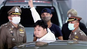 Thai police arrest another leader of student protests, rights group says