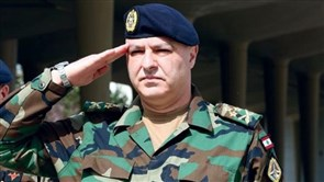 Army Chief inspects Emergency Operation Room in Beirut