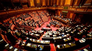 Italian Senate halts after two members test COVID-positive