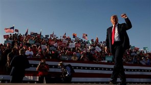 Trump to campaign in battleground Pennsylvania as voting enters final two weeks