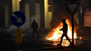 Protests flare in Italian cities against COVID-19 restrictions