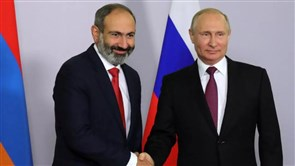 Armenian PM Pashinyan asks Russia's Putin for military support -Ifax