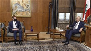 Hale after meeting Berri: Time to call on Lebanese leaders to show flexibility to form a government
