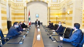 Diab meets IDAL delegation