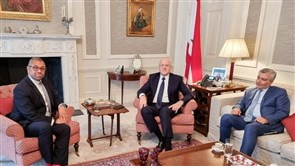 Mikati discusses bilateral relations with UK Minister for the Middle East