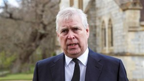 We've lost the 'grandfather of the nation', UK's Prince Andrew says