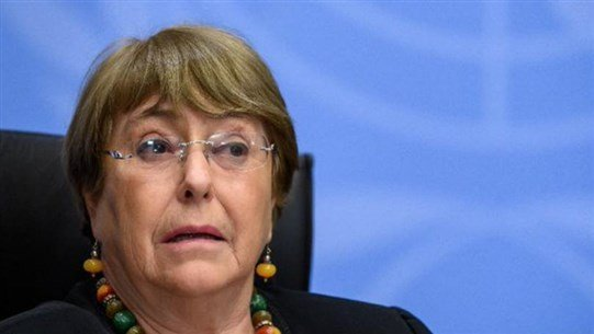 AFP: World in worst 'cascade of human rights setbacks in our lifetimes,' UN rights chief says