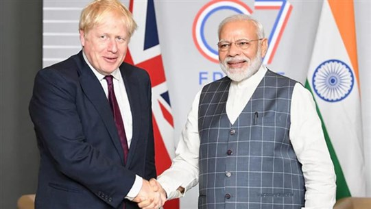 India to take back illegal migrants to UK in return for visas for young workers