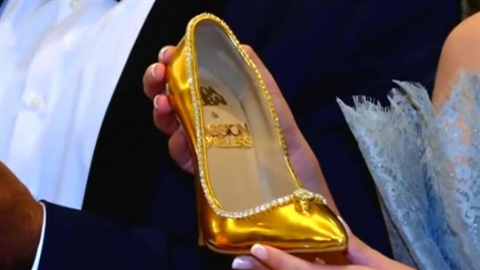Photos: World's Most Expensive Shoes Go on Sale for $23 Million