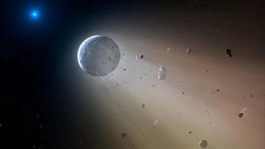 More Than 5,000 Tons of Extraterrestrial Dust Rain Down on Earth Each Year, Research Finds