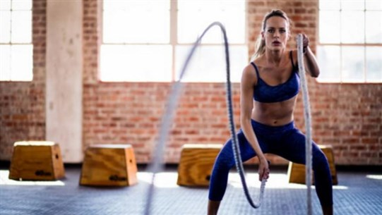 This Is the Best Anti-Aging Workout, According to Science