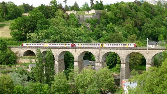 Luxembourg Set to Make All Public Transport Free