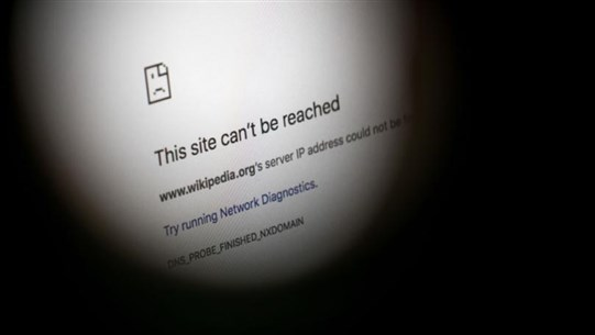Wikipedia Is Now Banned in China in All Languages