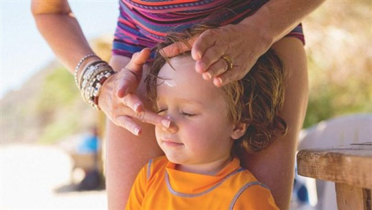 Sunscreen Ingredients Are Absorbed Into Your Blood