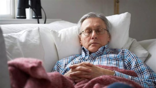 Excessive Daytime Napping May Be a Sign of Alzheimer's Disease