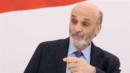 Geagea pushes for quick rescue operation led by Aoun, Hariri