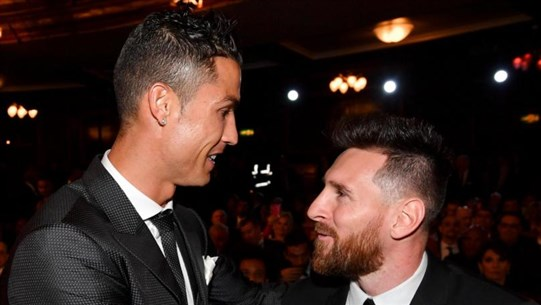 Cristiano Ronaldo Reveals the Difference Between Himself and Lionel Messi