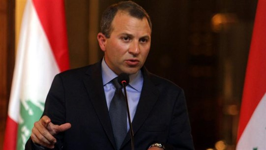 Bassil gives instructions to file complaint to Security Council against Israel