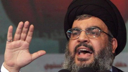 Nasrallah: Lebanon is facing two major menaces; the first is the financial and economic collapse and the second is the Lebanese people's rage at the political elite