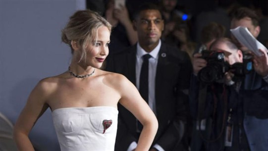 Jennifer Lawrence Gets Married in Celeb-Studded Ceremony
