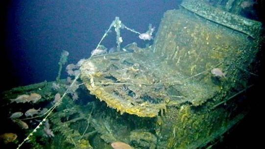 Mystery of Missing Second World War Submarine Solved after 75 Years