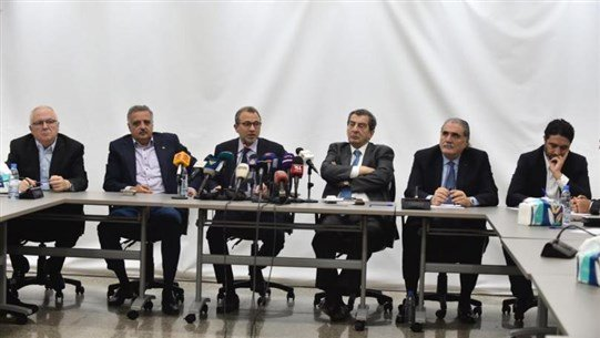 Bassil after 'Strong Lebanon' bloc meeting: We adhere to fighting corruption