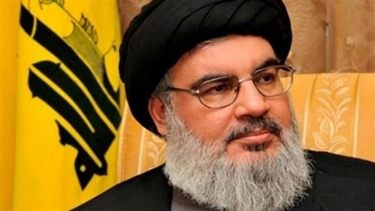 "Hezbollah Chief Sayyed Hassan Nasrallah from ""Martyrdom & Insight"" ceremony: The ""deal of the century"" is not a deal because it is one-sided and the Palestinians were not aware of what Trump announced"
