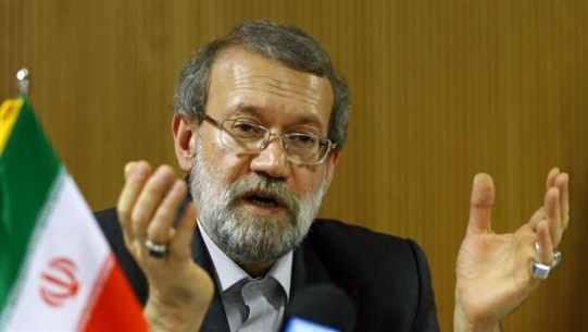 Larijani confirms Iran ready to cooperate with new government