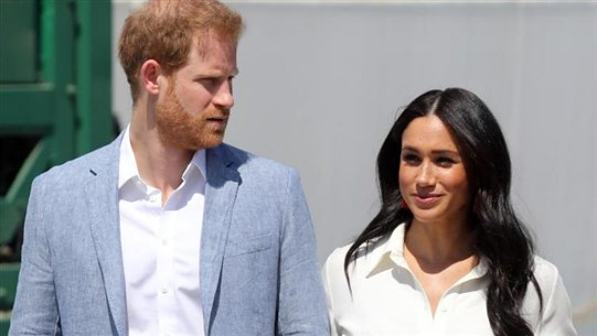 Harry and Meghan to make final appearances as senior British royals -ITV