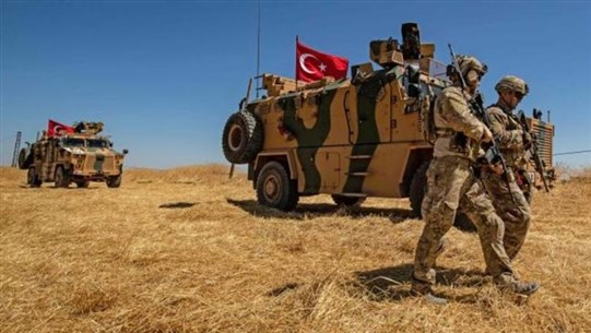 Russia accuses Turkey of shelling Syrian army to help militants
