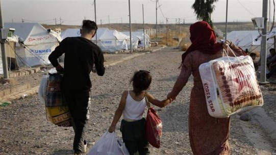 U.N. suggests Turkey border crossing to deliver aid to Syria's northeast