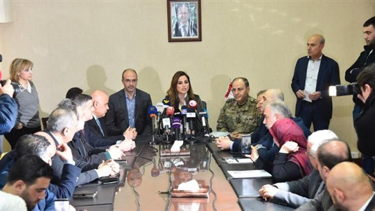Information and Public Health Ministers hold joint press conference on Coronavirus