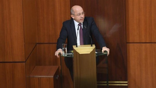 Alain Aoun to MTV: Before applying capital control, transferring funds abroad is legal, but there is a problem with the funds transferred abroad after October 17