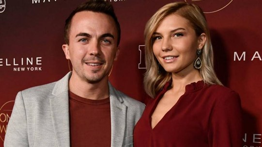 'Malcolm in the Middle' Actor Frankie Muniz Marries Longtime Girlfriend Paige Price