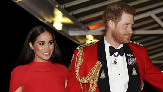 Harry and Meghan to Make Final Appearance as Senior Royals
