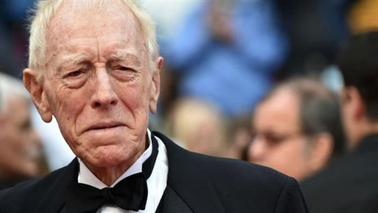 'Exorcist', 'Game of Thrones' Actor Max von Sydow Dies at 90