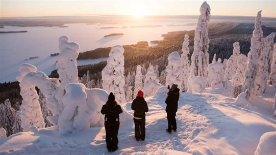Finland Named World's Happiest Country for Third Year in a Row