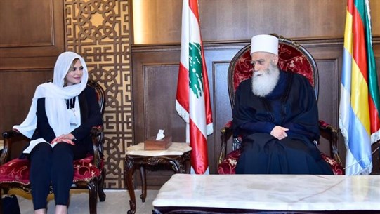Abdel Samad visits Sheikh Hassan: A duty visit at all times to draw inspiration from the wisdom of His Eminence