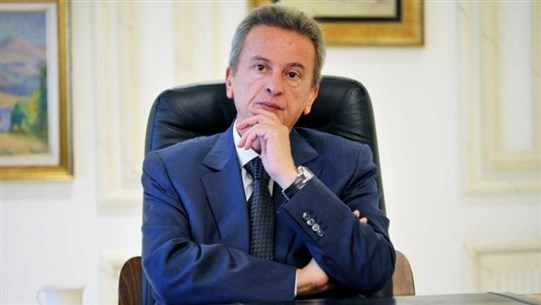 Riad Salameh to Paris Match: Lebanon is not bankrupt