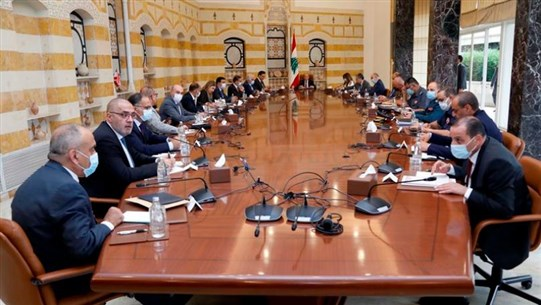 Higher Defense Council: To extend general mobilization until August 2